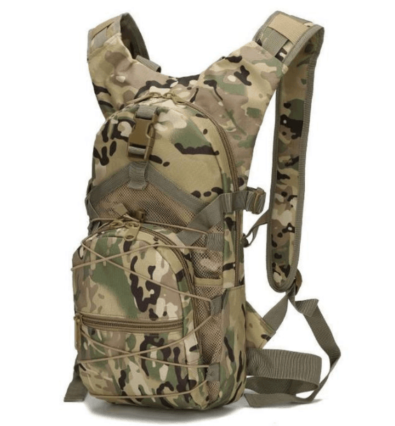 Tactical Back Pack 4 Colors Image